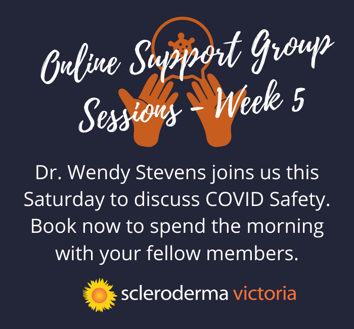 Online Support Group - COVID Safety SA