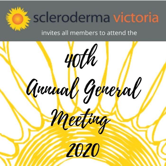 Scleroderma Vic AGM