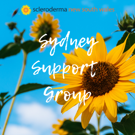 NSW Support Group Sunflower