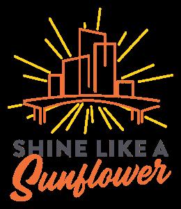 Shine Like a Sunflower logo